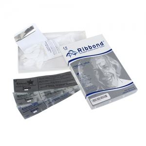 Ribbond THM Ultra набор 3-х лент 2, 3, 4 мм по 22 см для шинирования с ножницами