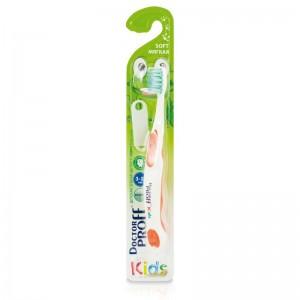Детская зубная щетка Dr.Proff Kids Jade (с нефритом)