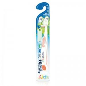 Детская зубная щетка Dr.Proff Kids Silver (с серебром)