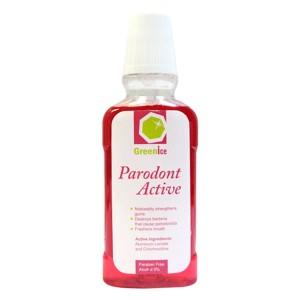 Greenice Parodont Active Ополаскиватель против кровоточивости и налета
