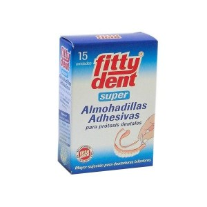 Фиксирующие прокладки  для съемных протезов Fittydent