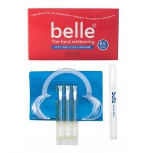 Профессиональное косметическое отбеливание Belle 6%