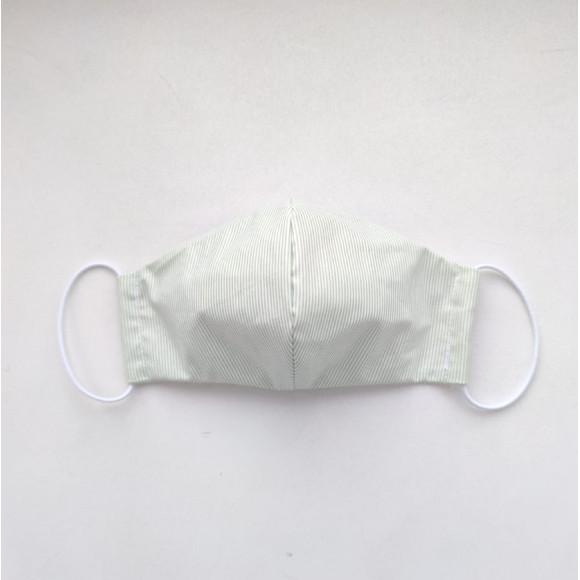 Защитная маска на лицо - зеленая - L