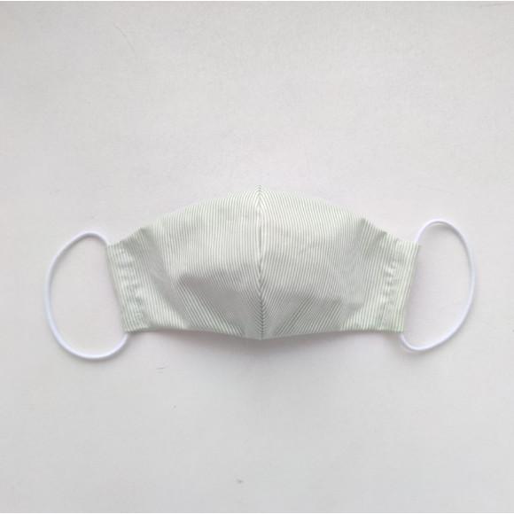Защитная маска на лицо - зеленая - S