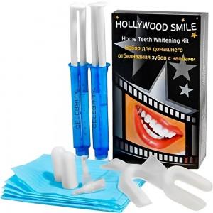 Набор для домашнего отбеливания Amazing White Hollywood Smile
