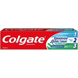 """Зубная паста Colgate """"Тройное действие"""""""