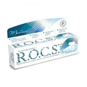 Гель R.O.C.S. Medical Minerals реминерализирующий мята, 45 г