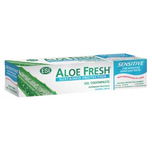 Зубная паста Aloe Fresh Sensitive для чувствительных зубов