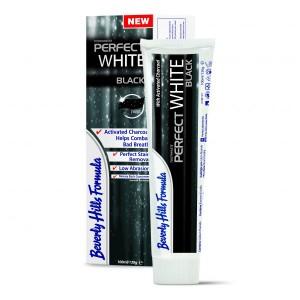 Зубная паста Beverly Hills Formulа Perfect White Black