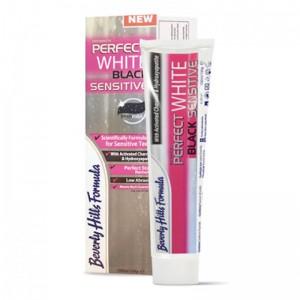 Зубная паста Beverly Hills Formula Perfect White Sensitive NEW