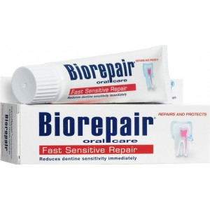 Зубная паста Biorepair Plus Sensitive Teeth комплексная защита