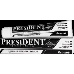 """Зубная паста PresiDENT """"Renome"""""""