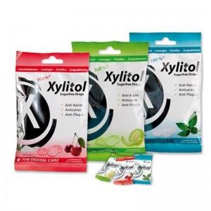 Xylitol Drops Леденцы Miradent со 100% ксилитолом