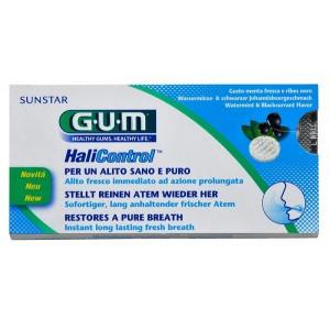 """Жевательные пастилки GUM  """"HaliControl"""""""