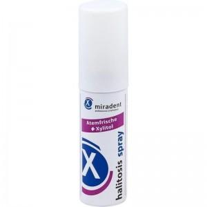 Освежающий спрей для полости рта Miradent Halitosis spray (15 мл)