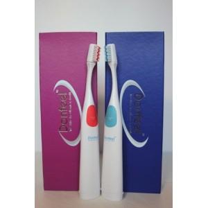 Ультразвуковые зубные щетки Donfeel HSD-005(синяя и розовая)