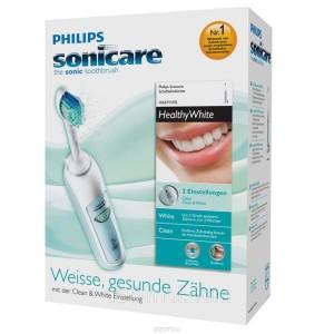Звуковая зубная щетка Philips Sonicare HealthyWhite HX6711/02